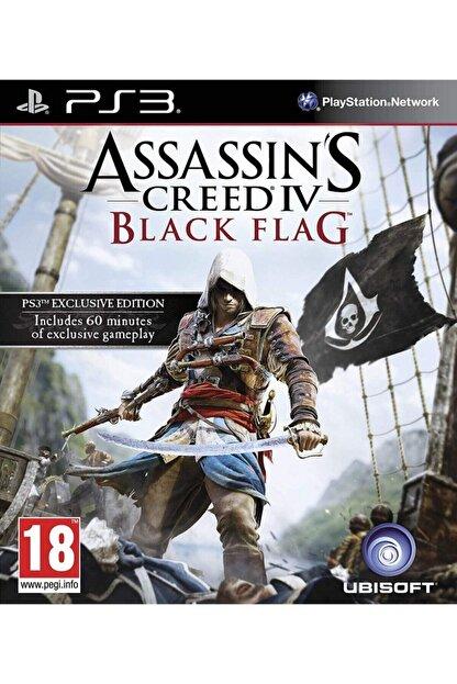 Ubisoft Assassin's Creed Iv Black Flag Ps3 Oyun