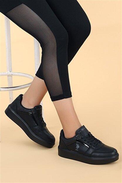 US Polo Assn U.s Polo Assn. Dazzle 100551338 Kadın Günlük Spor Ayakkabı