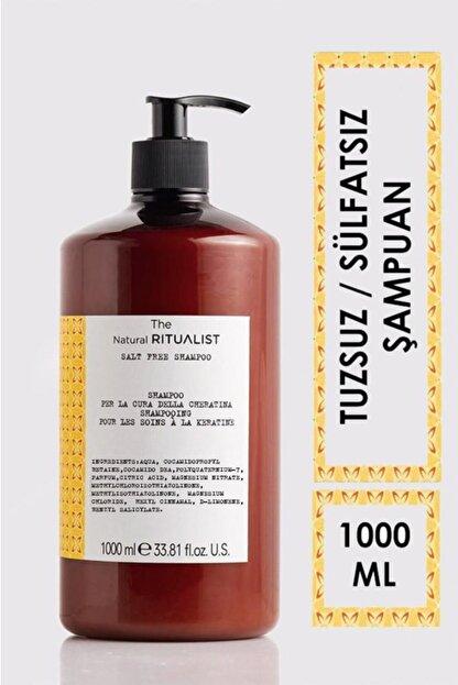 The Natural Ritualist Tuzsuz Tüm Saçlar Için Sülfatsız Şampuan 1000 ml