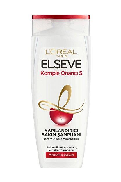 Elseve Komple Onarıcı 5 Yapılandırıcı Bakım Şampuanı 450 ml