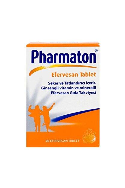 Pharmaton Efervesan Tablet 20'li