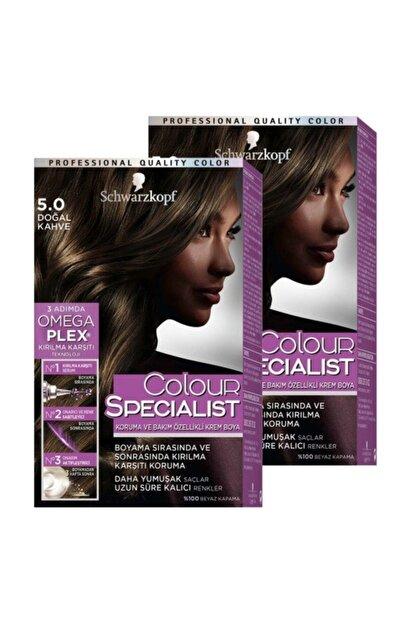 Colour Specialist 5-0 Doğal Kahve X 2 Adet