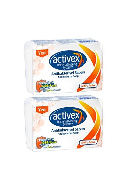 Activex Antibakteriyel 8 Adet Katı Sabun Aktif 2x320 Gr