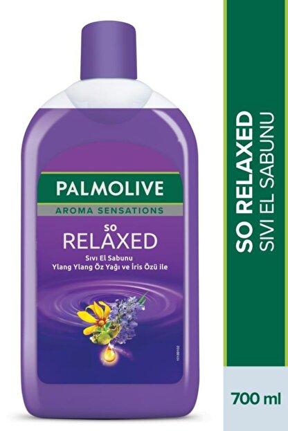 Palmolive Aroma Sensations So Relaxed Ylang Ylang Öz Yağı Ve Iris Özü Ile Sıvı El Sabunu 700 ml