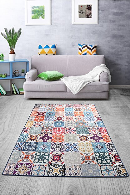 Chilai Home Ceramico Djt Dekoratif Modern Halı