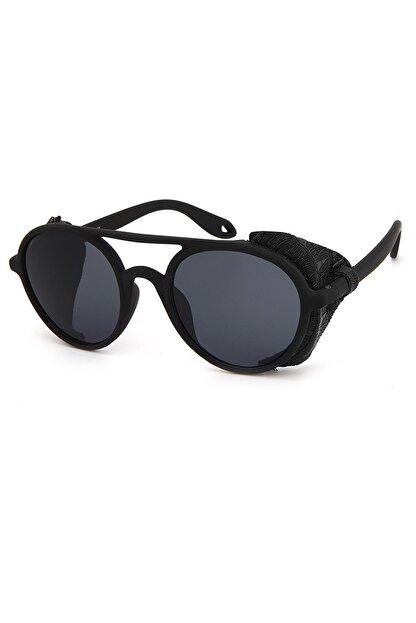 Di Caprio Unisex Siyah Güneş Gözlüğü Dc1771b