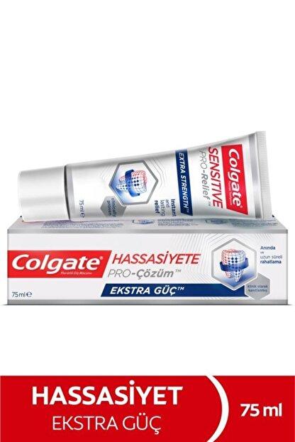 Colgate Hassasiyete Pro Çözüm Ekstra Güç Ekstra Koruma Pro Relief Diş Macunu 75 ml