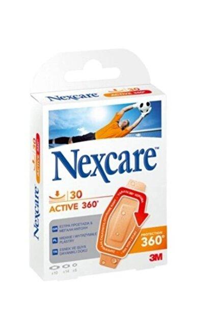 3M Nexcare Active 360 30'lu Karışık Yarabandı