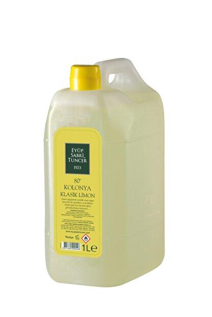 Eyüp Sabri Tuncer Limon Kolonyası 1lt Ped Bidon