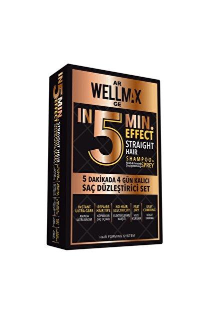 Wellmax Saç Düzleştirici
