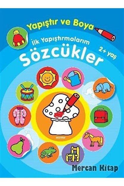 Parıltı Yayınları Ilk Yapıştırmalarım Sözcükler / Yapıştır Ve Boya