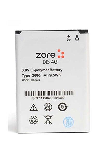 Dijimedia General Mobile 4g Android One Uyumlu 2600 Mah Batarya Pil