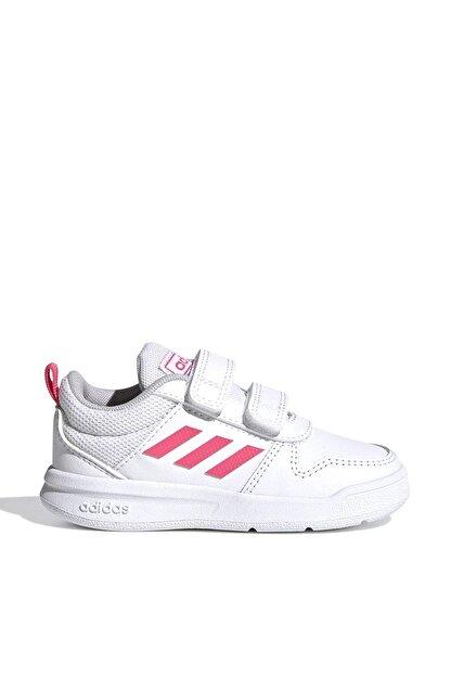 adidas TENSAUR Beyaz Kız Çocuk Sneaker Ayakkabı 100481660