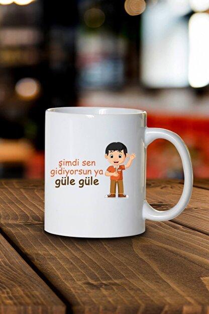 Phi Ajans Güle Güle Kupa Bardak