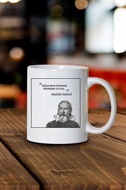 Phi Ajans Galileo Galilei Esprili Kupa Bardak