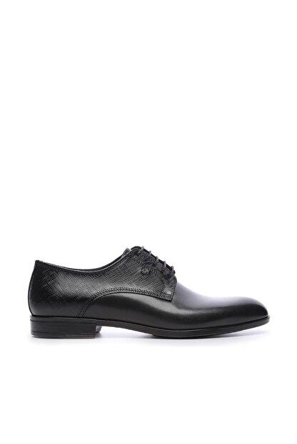 Kemal Tanca Hakiki Deri Siyah Erkek Klasik Ayakkabı 16 600 ERK AYK