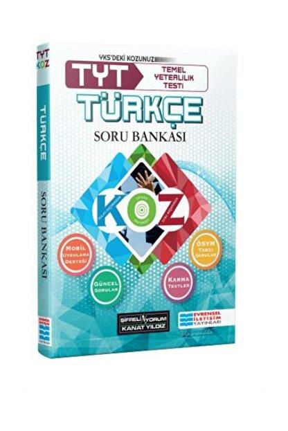 Evrensel İletişim Yayınları TYT Türkçe Video Çözümlü Soru Bankası