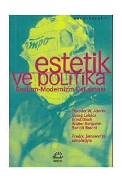 İletişim Yayınları Estetik Ve Politika