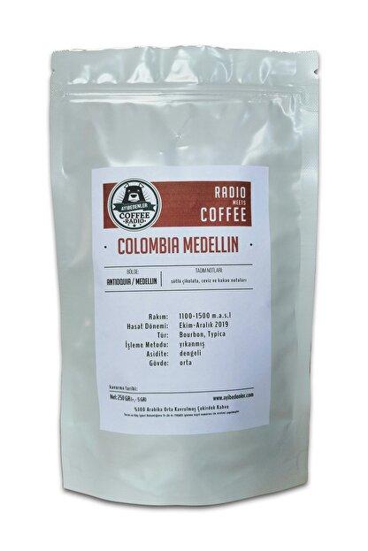 Ayıbedenler Coffee&Radio Colombia Medellin Filtre Kahve 250Gr