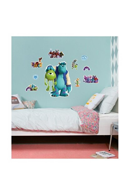 Artikel Monsters University 48x68 Cm Duvar Sticker