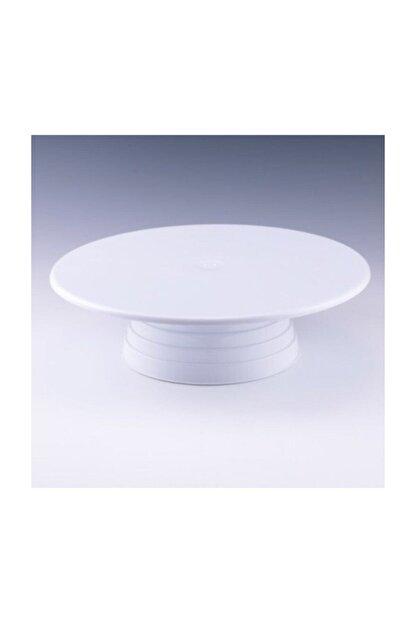 Cesil Plastik Döner Pasta Sıvama Standı 32 Cm