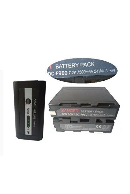 SANGER Np-f770 Batarya Uyumlukamera Işığı Bataryası