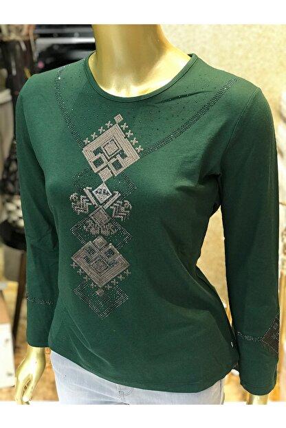 Belgin Anne Kazak Yeşil