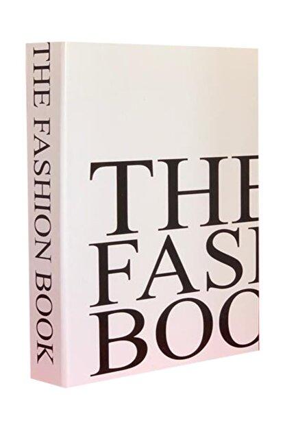 LYN HOME & DECOR The Fashıon Book Dekoratif Kutu 27x19x4