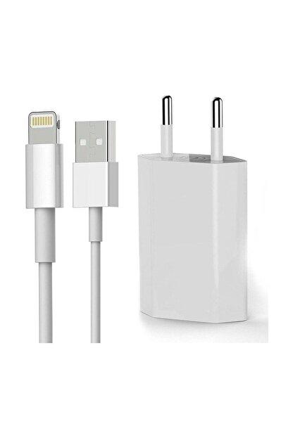 SPACE-M TEKNOLOJİ Iphone 5/5s/6/6s/7/7plus X/xs/xs Uyumlu Max Şarj Aleti (kablo + Adaptör)