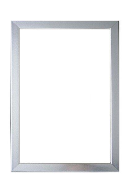 LYN HOME & DECOR 23,5x33,5 Cm Gümüş Fotoğraf Çerçevesi