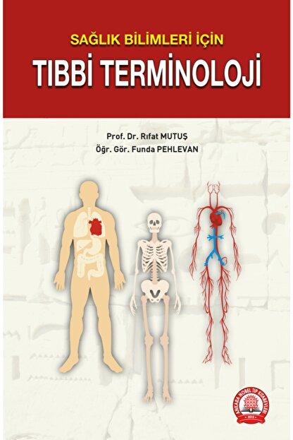 Ankara Nobel Tıp Kitapevleri Tıbbi Terminoloji