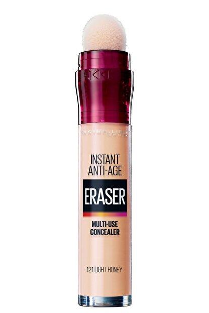 Maybelline Kapatıcı - Instant Age Eraser Concealer 121 Light Honey 3600531561291
