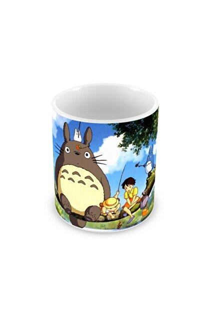 Penguen Dükkan Totoro Baskılı Kupa Bardak Anime Manga Serisi