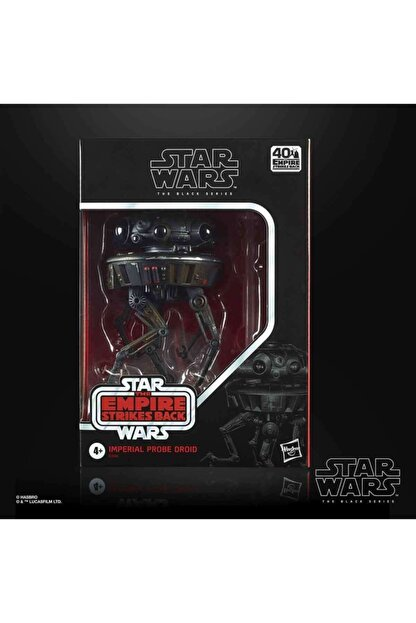 Hasbro Star Wars The Black Series Imperial Probe Droid Deluxe Action Figure