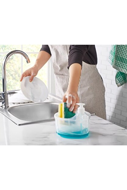 Nubutik's Mutfak Pratik Sıvı Sabunluk