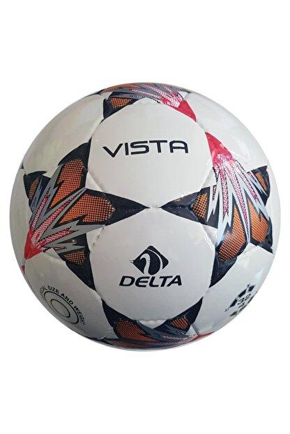Delta Vista Futbol Topu El Dikişli 4 Numara