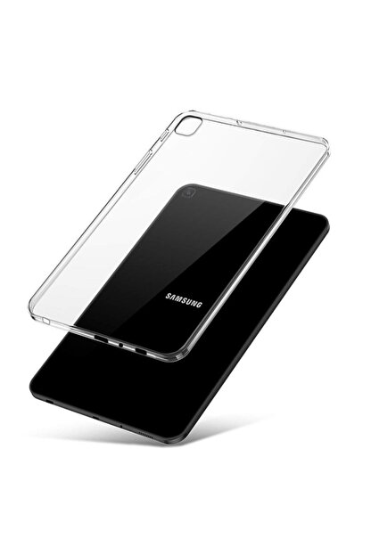 MOBAX Samsung Galaxy Tab A 8.0 T290 T295 T297 Kılıf İnce Arka Yumuşak Silikon Kılıf Şeffaf