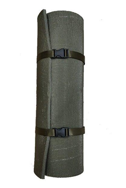 LIGHTINGHM Accord Askeri Kamp Matı Kamp Çadırına Uygun 60x190/10mm