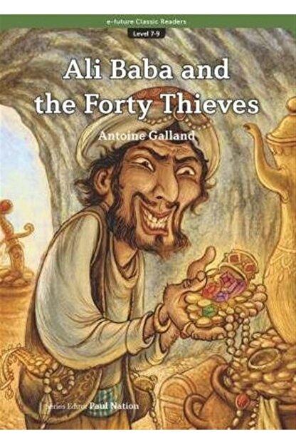 E-Future Yayınları Ali Baba And The Forty Thieves (ecr Level 7)