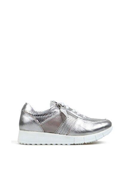 Hammer Jack Gümüş Kadın Ayakkabı 102 19600-z