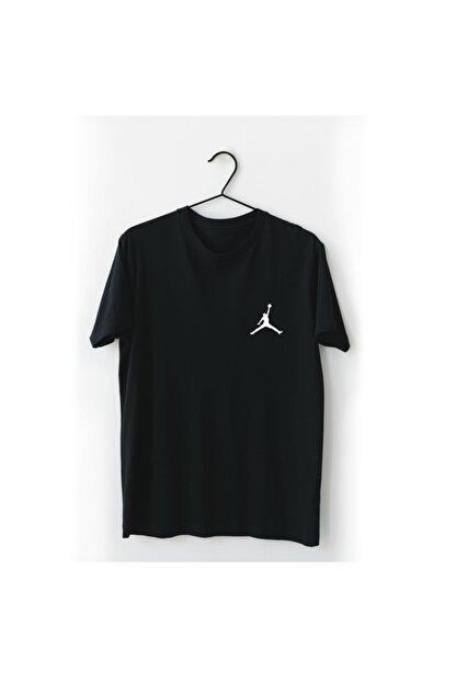 VectorWear Air Jordan Basketbol Normal Kalıp Tişört