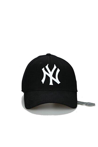 CosmoOutlet Ny New York Yankees Siyah Şapka P-078