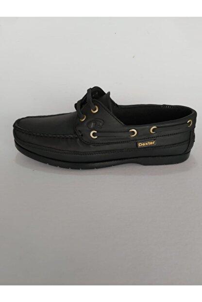 Dexter Tarz Siyah Ayakkabı