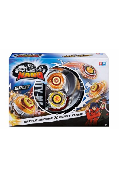 Infinity Nado Split Metal 2´li Set Battle Buddha Blast Flame