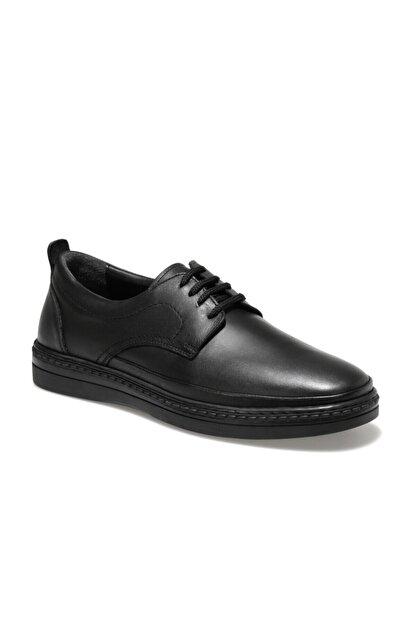 Polaris 102241.m Siyah Erkek Ayakkabı