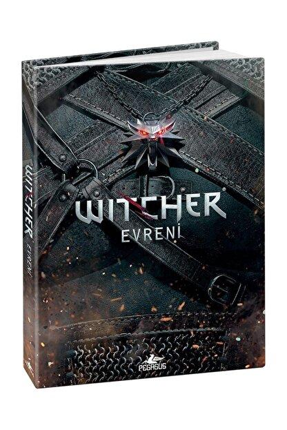 Pegasus Yayınları Witcher Evreni (ciltli) - Marcin Batylda