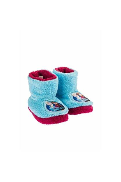 Frozen Mavi - Fuşya Kız Çocuk Ev Çizmesi 92026