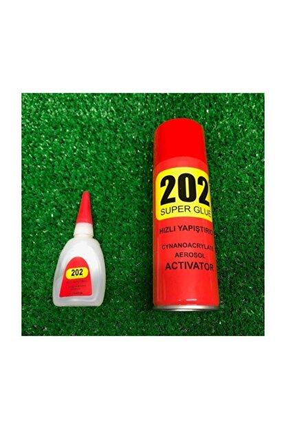 3M 202 Super Glue Hızlı Yapıştırıcı Spreyli
