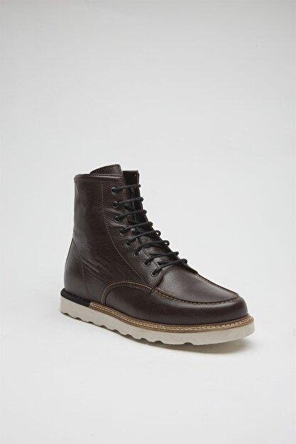 Teta Shoes Erkek Kahverengi Bot