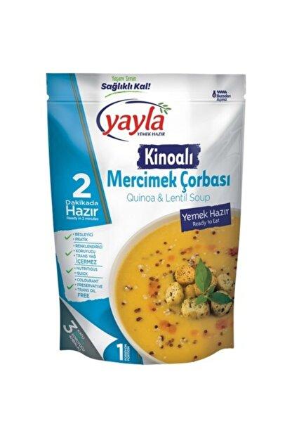 Yayla Kinoalı Mercimek Çorbası 250 gr